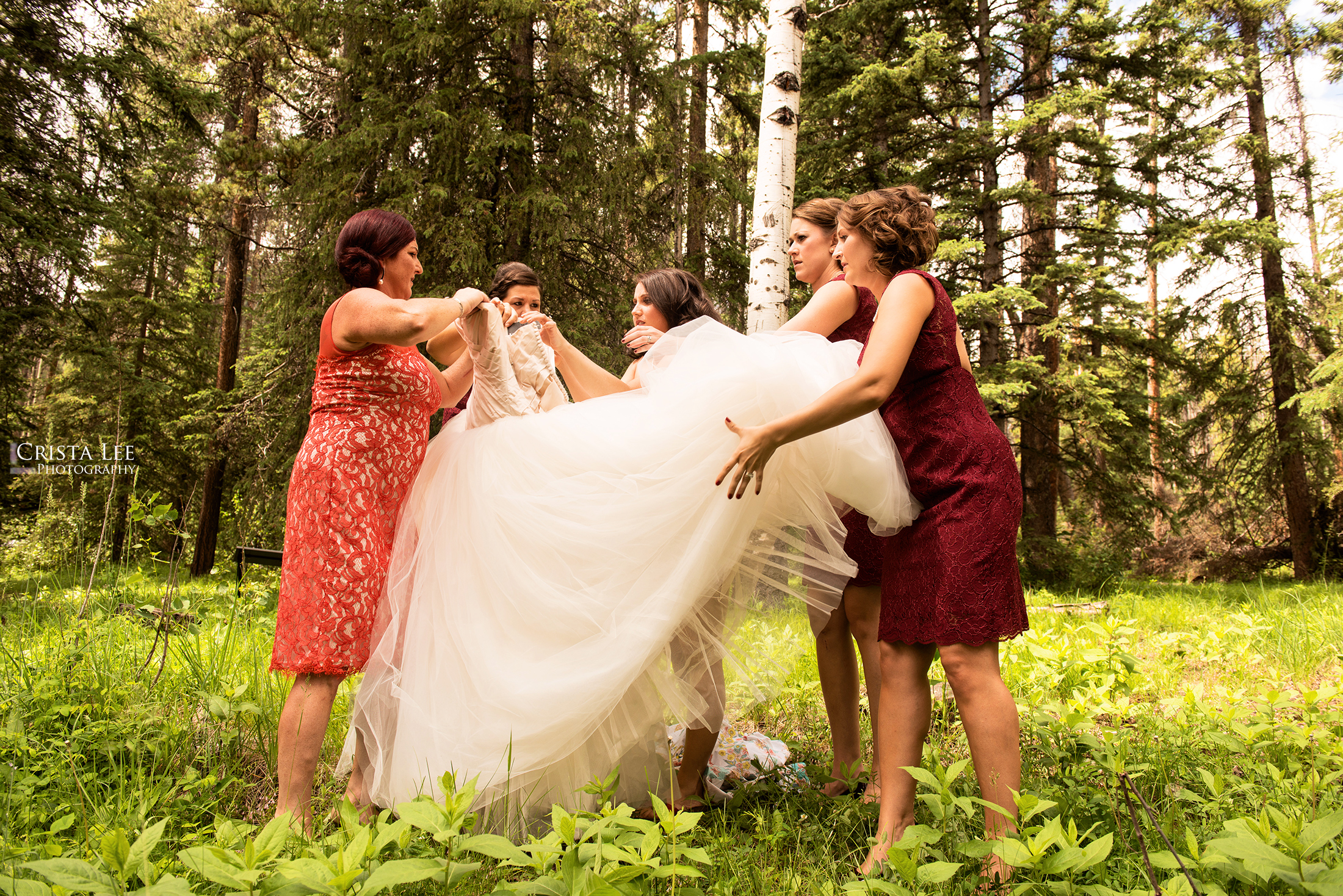Banff Wedding Photography, Crista Lee Photography